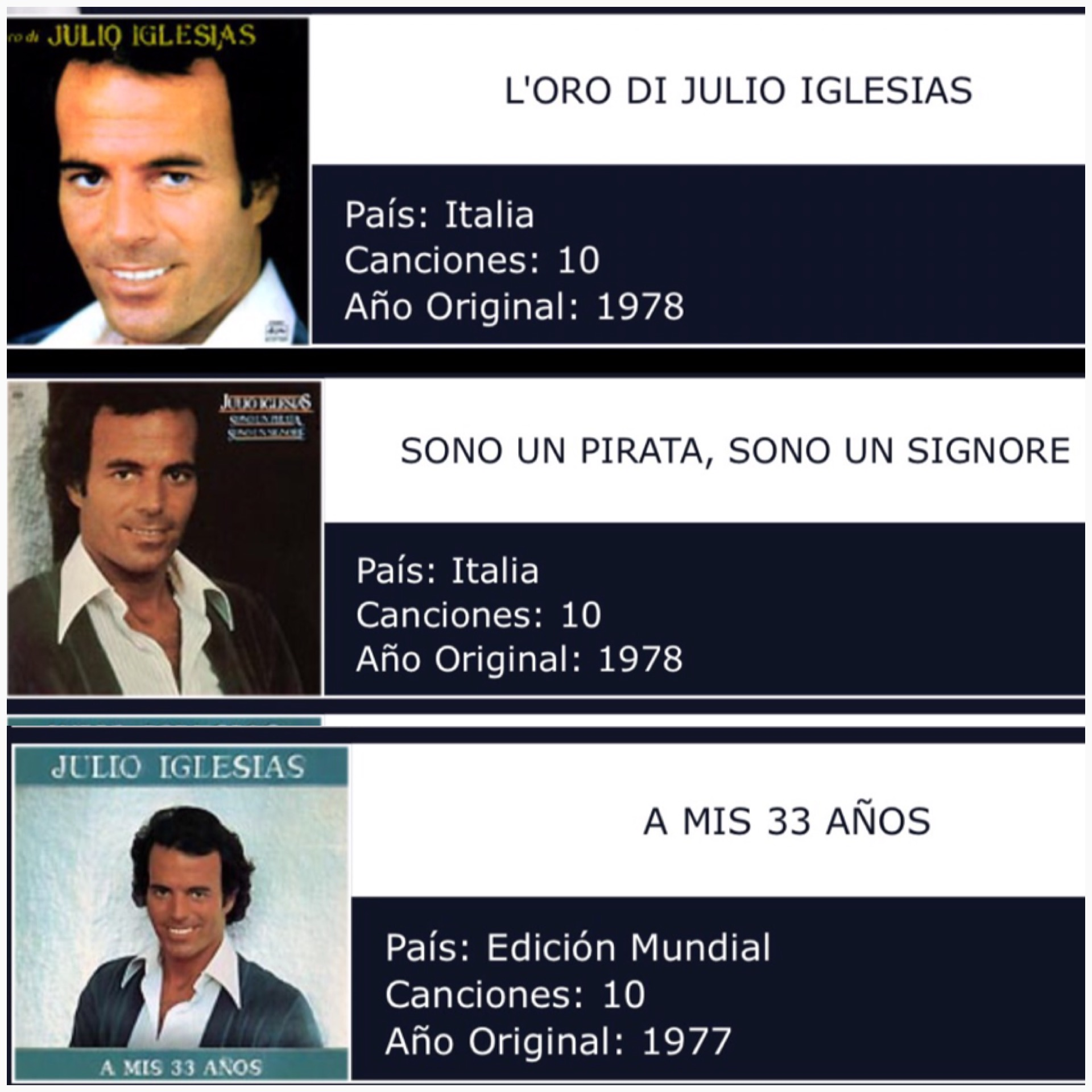 a biography of julio iglesias Julio iglesias, september 23, 1943, julio iglesias is a spanish singer who is the most commercially successful european singer commercially in the world.